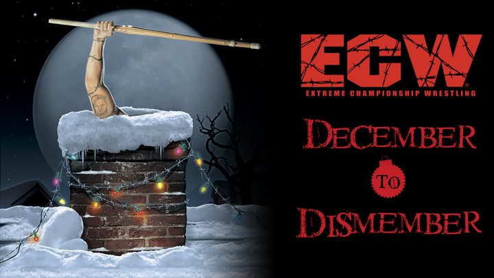 WWE Network - ECW December To Dismember