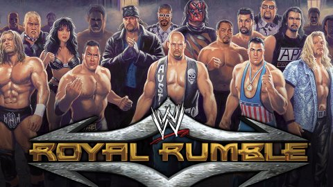 WWE Network - Royal Rumble 2001