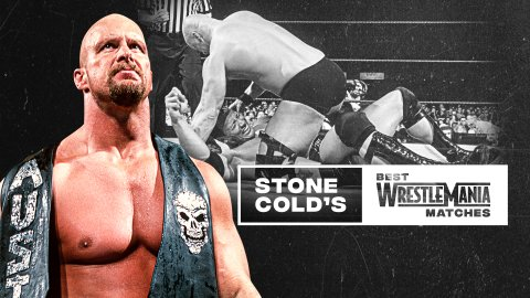 Watch WWE Best Of Stone colds Wrestlemania